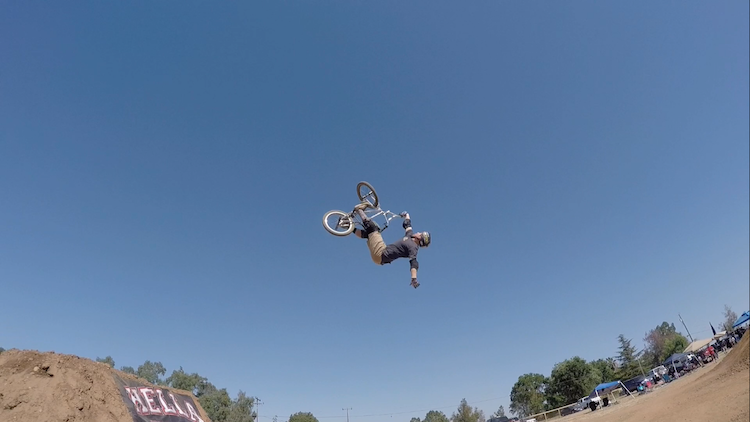 MoSwoPr - Sixteen-Time X Games BMX Medalist, Ryan Nyquist, Invited